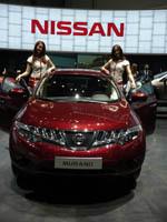 En live de Genève : Nissan Murano 2009