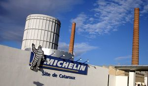 Michelin va supprimer 1500 postes en France