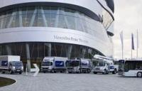 Daimler mise sur la technologie hybride pour ses véhicules utilitaires