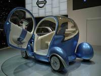 En live de Genève : Nissan Pivo 2
