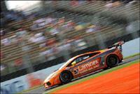 GT2: Reiter développe une nouvelle Lamborghini Gallardo