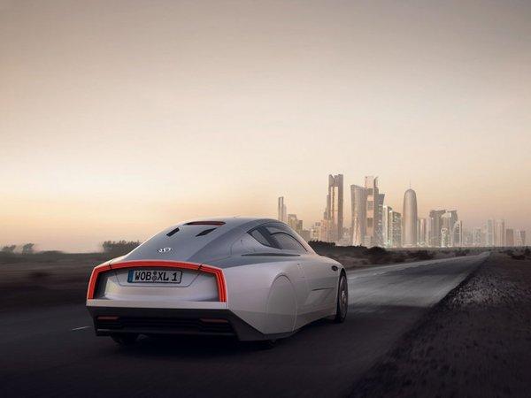 Future Volkswagen XL1: rdv en 2013