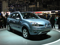 Live Genève : Renault Koleos