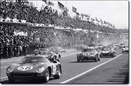24 heures du Mans 1963-1964