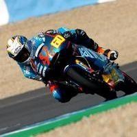 GP125 - Test Jerez D.3: La totale pour Simon