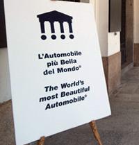 La plus belle voiture du monde...d'Italie