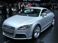 Salon de Genève: Audi TTS en live