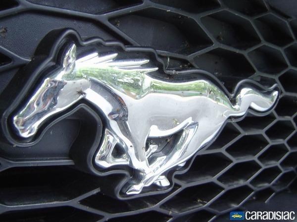Une carrosserie neuve pour la première génération de Ford Mustang