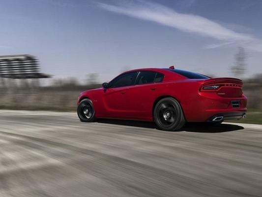 Rapid'news: Dodge Charger SRT Hellcat: 707 ch, elle aussi...