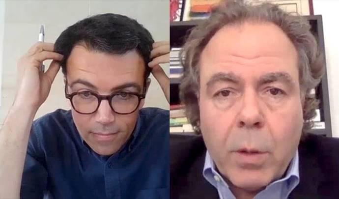 """Interview confinée - Luc Chatel, président de la Plateforme automobile: """"l'industrie auto joue sa survie!"""""""