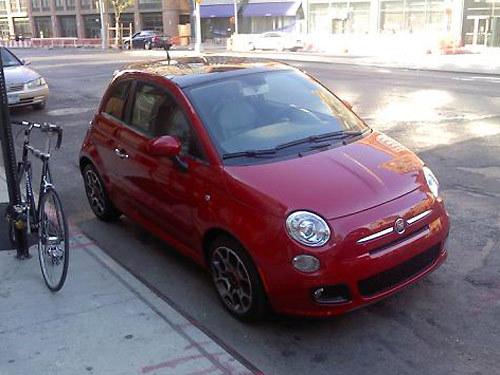 Fiat 500 : ça y est, elle est à New-York