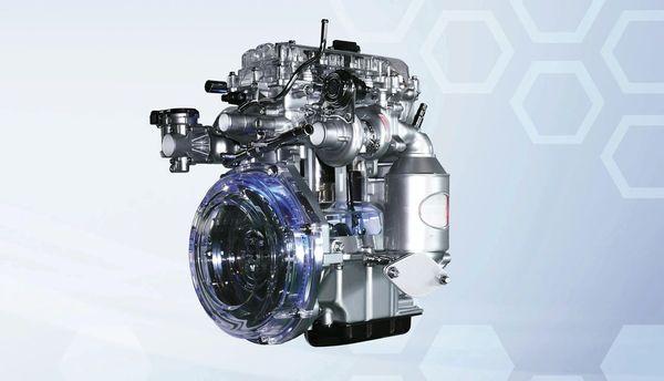 Une Hyundai i10 à moteur 800 cc turbo pour le début 2010