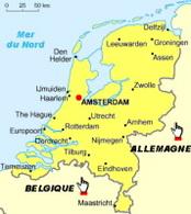 Pays-Bas : Rotterdam et Amsterdam privilégient les transports verts et le télétravail
