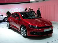 Live Genève : Volkswagen Scirocco