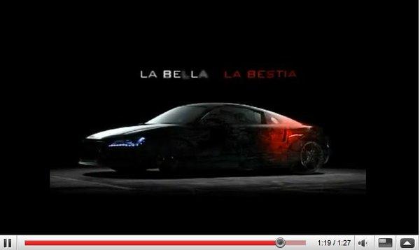 [vidéo pub] : apparition d'Audi R8