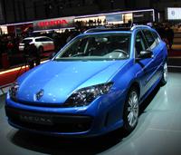 Live Genève : Renault Laguna GT et Estate GT