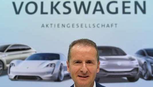 Volkswagen estime que l'avance des Allemands a des chances de disparaître