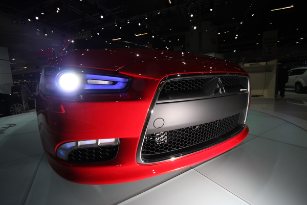 Live in Genève : Mitsubishi Prototype S : pas mieux