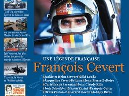 François Cevert : un double anniversaire célébré en kiosque par Grand Prix