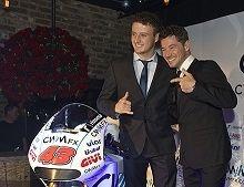 Moto GP 2015: le team LCR voit double cette année