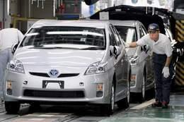 Toyota Prius 3 : le succès freiné par les capacités de production ... des batteries