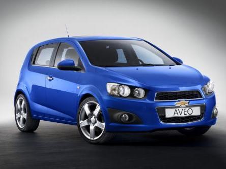 Chevrolet : bientôt un petit crossover basé sur l'Aveo