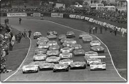 500 milles Brands Hatch 1967 : Tournée d'adieux