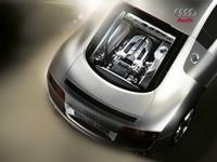Une Audi R8 TDi ???