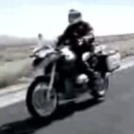 Vidéo moto : pub BMW