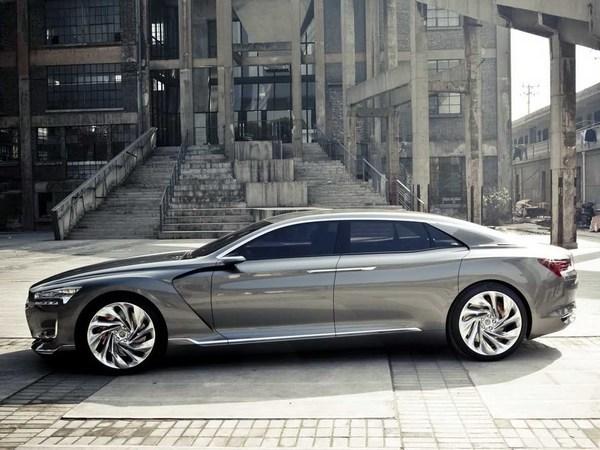 Citroën Metropolis : elle sera commercialisée ... en Chine