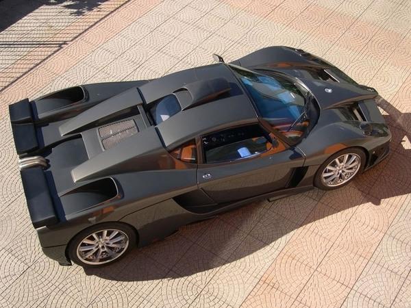 Lavazza GTX-R par Simbol Design : très inspirée