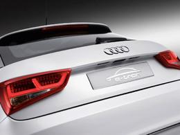 L'Audi A1 e-tron actuellement en test à Munich