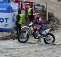 Pilot Bike 2011 : Clermont Super Besse royaume de Mr Freeze…