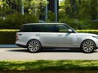 Un bond technique pour le nouveau Range Rover