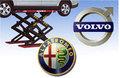 Rappels: Alfa et Volvo au rapport