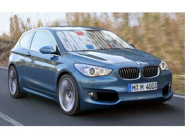 La BMW Série 1 va-t-elle devenir Série 2 ?