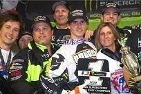 SX Toronto lites : Christophe Pourcel champion 2009 !!