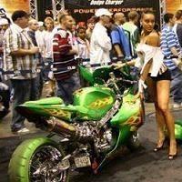 La Gixxer du Bouffon Vert