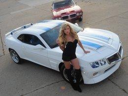 SEMA 2010 : HPP Trans-Am & Camaro, nostalgie encore