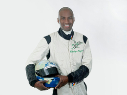 Christian Ebong en British GT