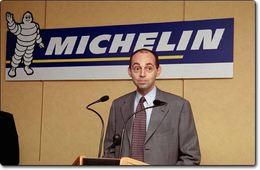 Disparition d'Edouard Michelin, le Bibendum est orphelin