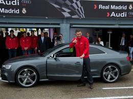 Karim Benzema flashé à 216 km/h !