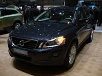 Live à Genève : Volvo XC60