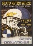Ce week-end : expo d'anciennes BMW à Motorétrowieze.