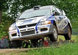 Rallye/Pologne: Bryan Bouffier limite la casse sur le Rajd Rzeszowski