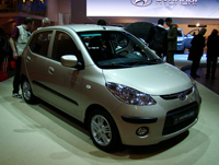 Salon de Genève 2008 :  Hyundai i10