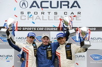 ALMS, Mid-Ohio: Dernière victoire pour Gil de Ferran sur son Acura !