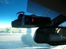 Le permis de conduire suspendu pour avoir utilisé un brouilleur de laser