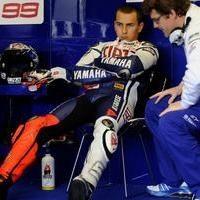 Moto GP - Test Jerez: Lorenzo aurait voulu que ce soit plus chaud