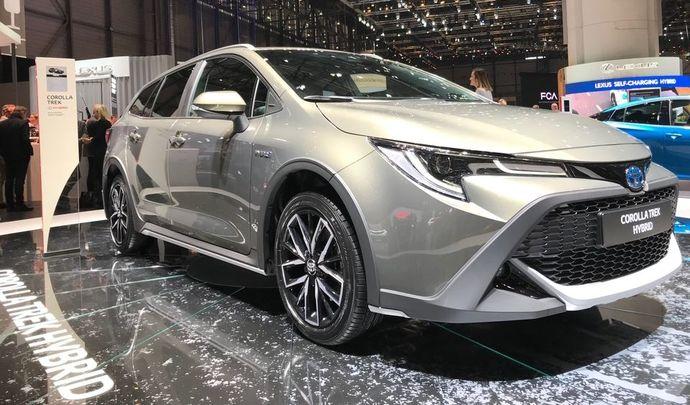 Toyota Corolla Trek (2020) : à partir de 35050€